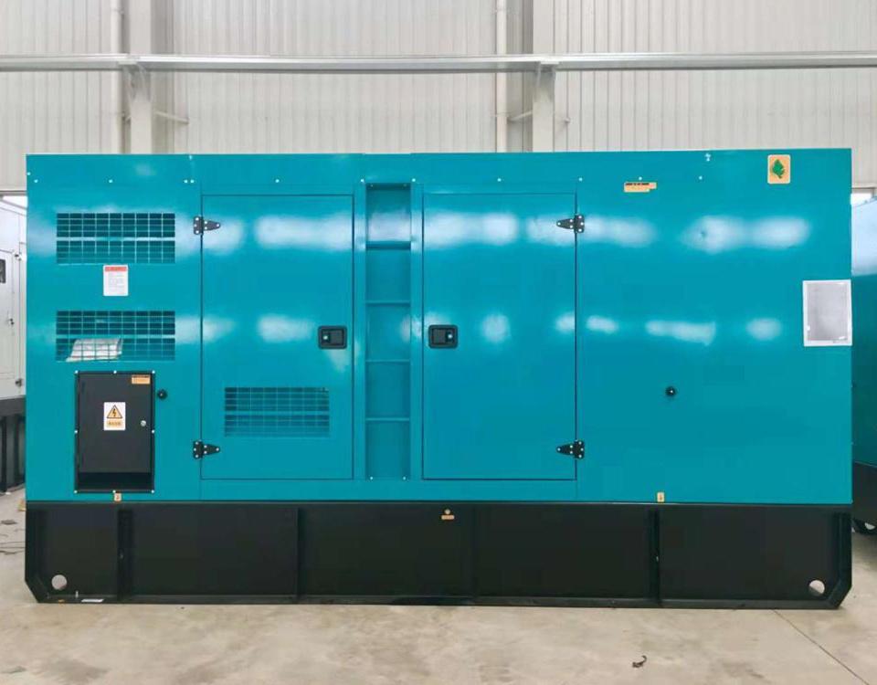 50 kw diesel generator