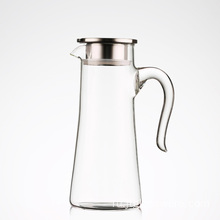 Scandinavian Design Elegant And Durable Glass Pitcher