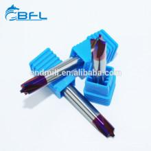 BFL-Vollhartmetall-Ecken-Rundungsfräser Anfasfräser