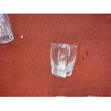 Medida personalizada copos de vidro bebendo copos KB-HN0561