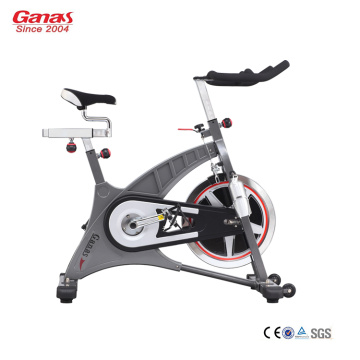 Machine d'exercice de vélo de spinning master fitness gym