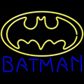 BATMAN LIGHT UP NEON SIGN