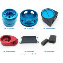 Usinage CNC de pièces en aluminium de précision d'usinage des métaux