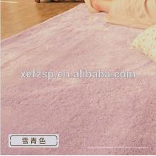 100% Polyester super saugfähige Shag Teppich Industrie Handel Teppich