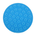 Amazon hot selling high quality soft rubber suction cup dog lick mat toy