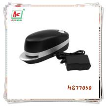 Fábrica de venda direta HS77050 grampeador de estofos elétricos dupla fonte de alimentação