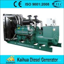 CE aprobó el conjunto de generador diesel de la operación paralela de 500KVA Wudong