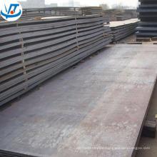 Alloy steel plate hot rolled S355JR 20mm pressure vessel steel plate