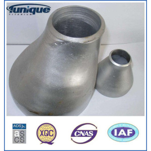 Gr2 Titanium Reducers for Chemical Equipment