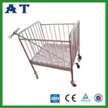 кроватка из нержавеющей стали