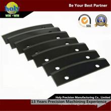 CNC Milling Machining Work Photographic Case Threaded Aluminium Spare Parts