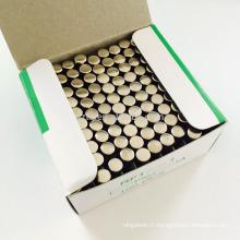 100pcs emballage 1Amp rapide agissant 5 * 20mm fusible en verre