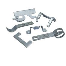 Sheet Metal Fabrication Stainless Steel Big Bending Stamping Parts Metal Sheet