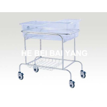 a-155 Stainless Steel Baby Carriage