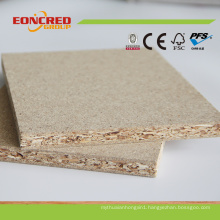 Hot Selling White Melamine Particleboard Raw Material Particle Board