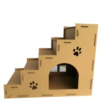 ladder type cat house