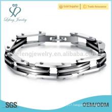 Latest silver friendship bracelets,stainless steel bracelet wholesale