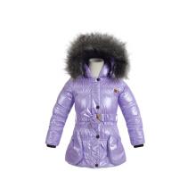 jaqueta de inverno para crianças de padding personalizado
