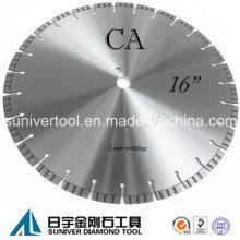 16» стабильная производительность резки бетона пильный диск