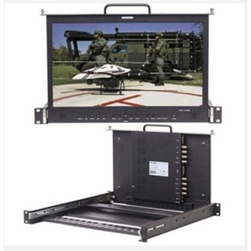 Hengstar 17,3 ιντσών Rack-mount SDI-Broadcast Monitor