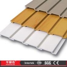 Plastic Slat Wall Panel to Display