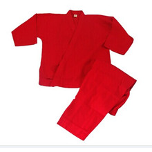 Red Uniform for Karate