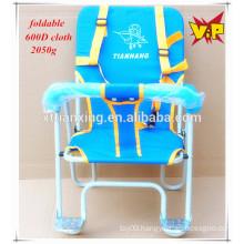 cheap price high quality 600D cloth 3 adjustable grade 2050g bike folding child seat