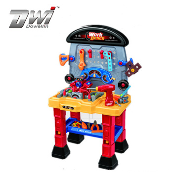 DWI Simulation Children Workbench Interactive Tool Set Toys For Play House