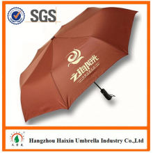 Spezielle Print-Sonnenschirme-Auto öffnen & schließen Regenschirm mit Logo