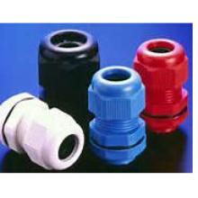 Prensaestopas impermeable de nailon IP68 para cable blindado