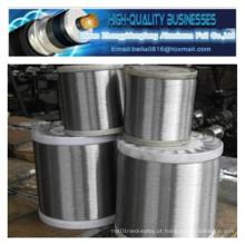 Fio de solda de liga de alumínio utilizado amplamente