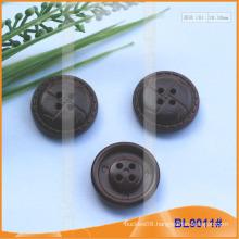 Imitation Leather Button BL9011
