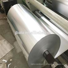 personalizado de alta pureza revestimento bobinas de alumínio preço de fábrica
