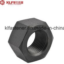 Aço Carbono Nuts Hex ISO4032