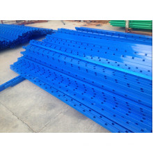Powder Coating Decorative Steel Fence Tube