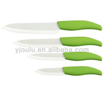OL028 Керамический нож с ручкой TPR