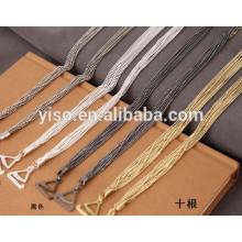 Bracelets de soutien-gorge de groupe
