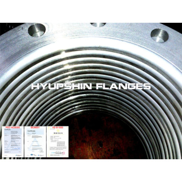 ANSI B16.5 Steel A105 Lap Flange Joint