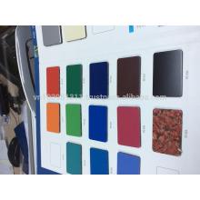 Unbroken core aluminum composite panel size 1220*2440mm ACP