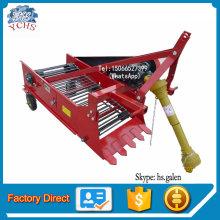 Горячие продажи трактора одну строку картофельный комбайн с высоким качеством