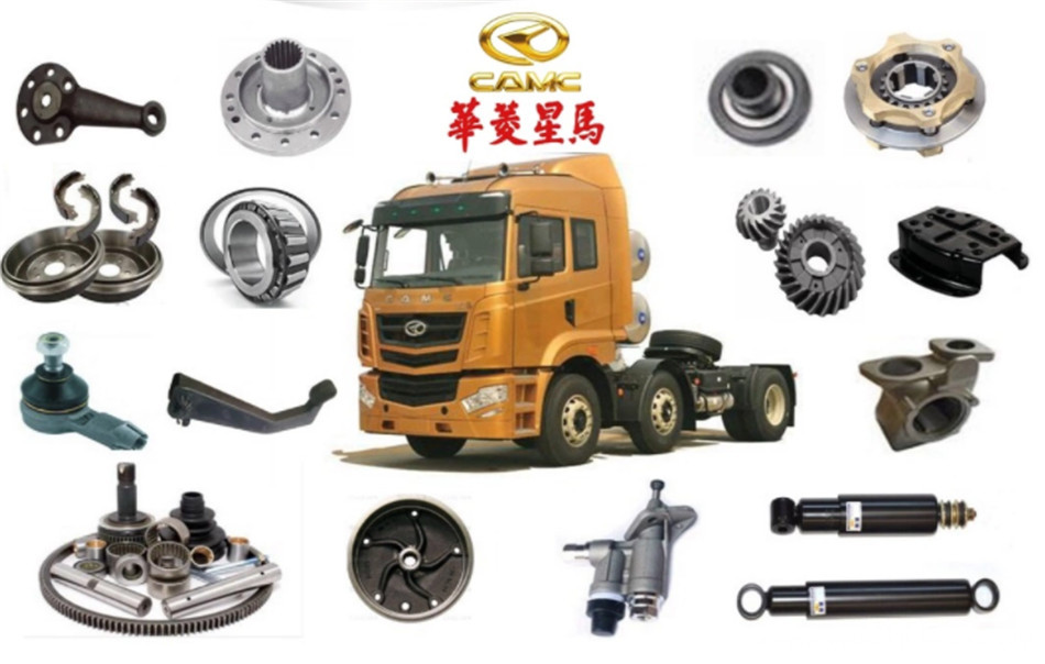 Truck spare parts5