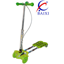 Vespa de los deportes al aire libre micro de Scooter de los niños tres Weels (BX-WS003)