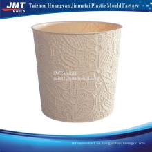 molde plástico de la cesta de plástico
