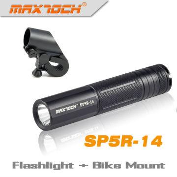 Maxtoch SP5R-14-Langdistanz 18650 leistungsstarke Mini-LED-Taschenlampe