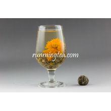 Травяной цветущий чай «Маргаритки»