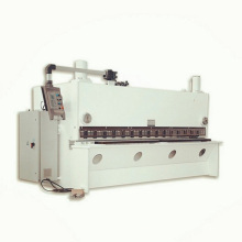 Steel plate cutting shearing machine