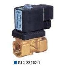 KL223 Series 2 way Solenoid Valves, Diaphragm valves