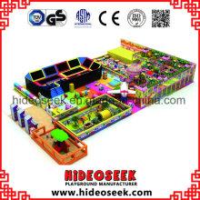 Großes Indoor-Kinderspiel-Erholungszentrum