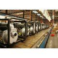 Pompe à eau centrifuge à essence à essence de 3 pouces pour l'irrigation agricole