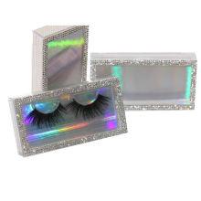 3D116H Hitomi Wholesale Mink Eye Lashes Long Eyelash soft natural mink eyelashes Fluffy 25mm Magnetic Mink Eyelashes